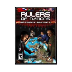 Rulers of Nations — Геополитический симулятор 2