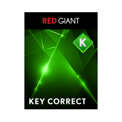 Red Giant Key Correct