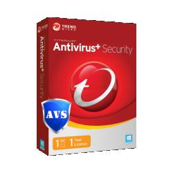 Trend Micro Antivirus + 2017