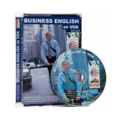 Business English on VOA — Бизнес-английский на материалах радио «Голос Америки»