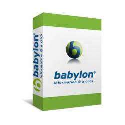 Babylon Corporate Glossary Builder
