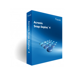 Acronis Snap Deploy 4 for PC (Deployment License with Universal Deploy)