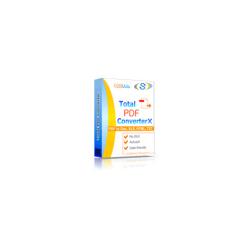 Total PDF ConverterX