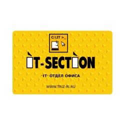 «IT-SECTION» Управление IT-специалистами и программистами