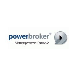 PowerBroker Management Console
