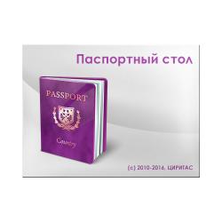 ИАС Паспортный стол