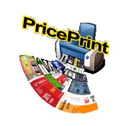 Программа для печати ценников PricePrint