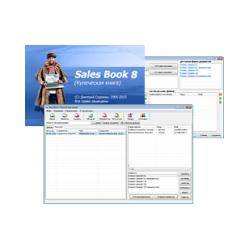 Sales Book — заполнение почтовых бланков и печать конвертов c возможностью загрузки заказов из интернет-магазина через XML
