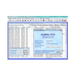Analitika 2013