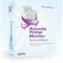 Accurate Printer Monitor
