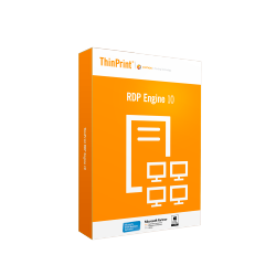 ThinPrint RDP Engine