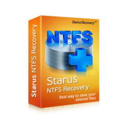 Starus NTFS Recovery