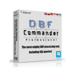DBF Commander Professional