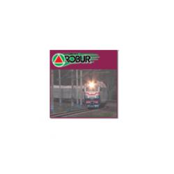 Топоматик Robur – Железные дороги