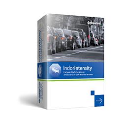 IndorIntensity: Система учёта интенсивности транспортных потоков