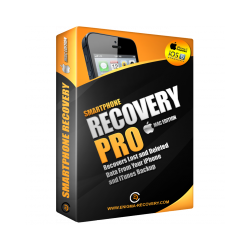 SmartPhone Recovery Pro for iPhone