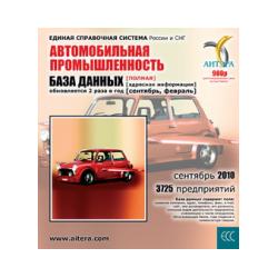 «База данных: Автомобильная промышленность»
