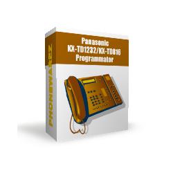 Программатор АТС Panasonic KX-TD1232/KX-TD816