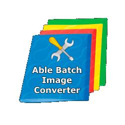 Конвертер Графики — Able Batch Image Converter