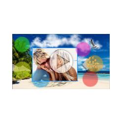 Шаблоны слайд-шоу «Путешествия»