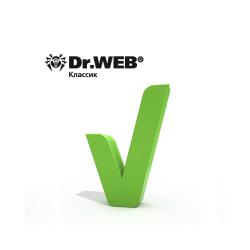Услуга «Антивирус Dr.Web» — тариф Классик
