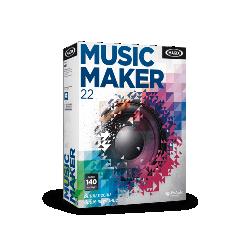Magix Music Maker 22