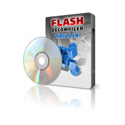 Flash Decompiler Trillix для Mac